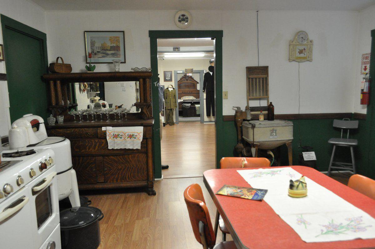 Historical Society expands exhibits, archives