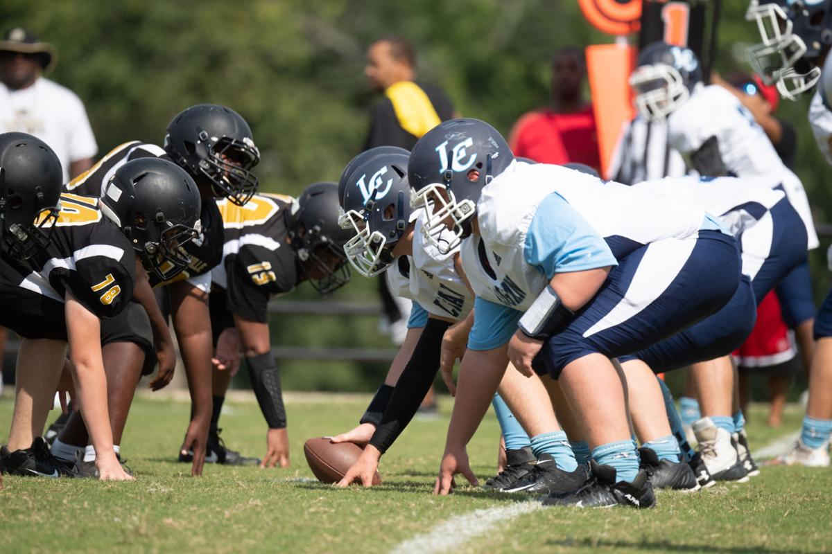 Panthers win middle school clash