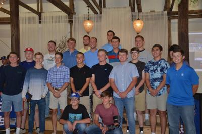 Wildcats baseball team celebrates season