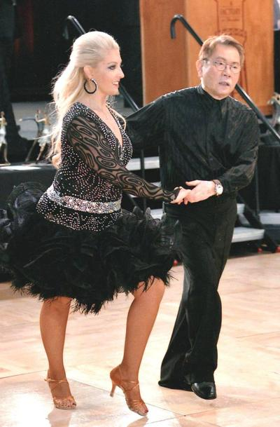 Ponce wins Latin dance competition