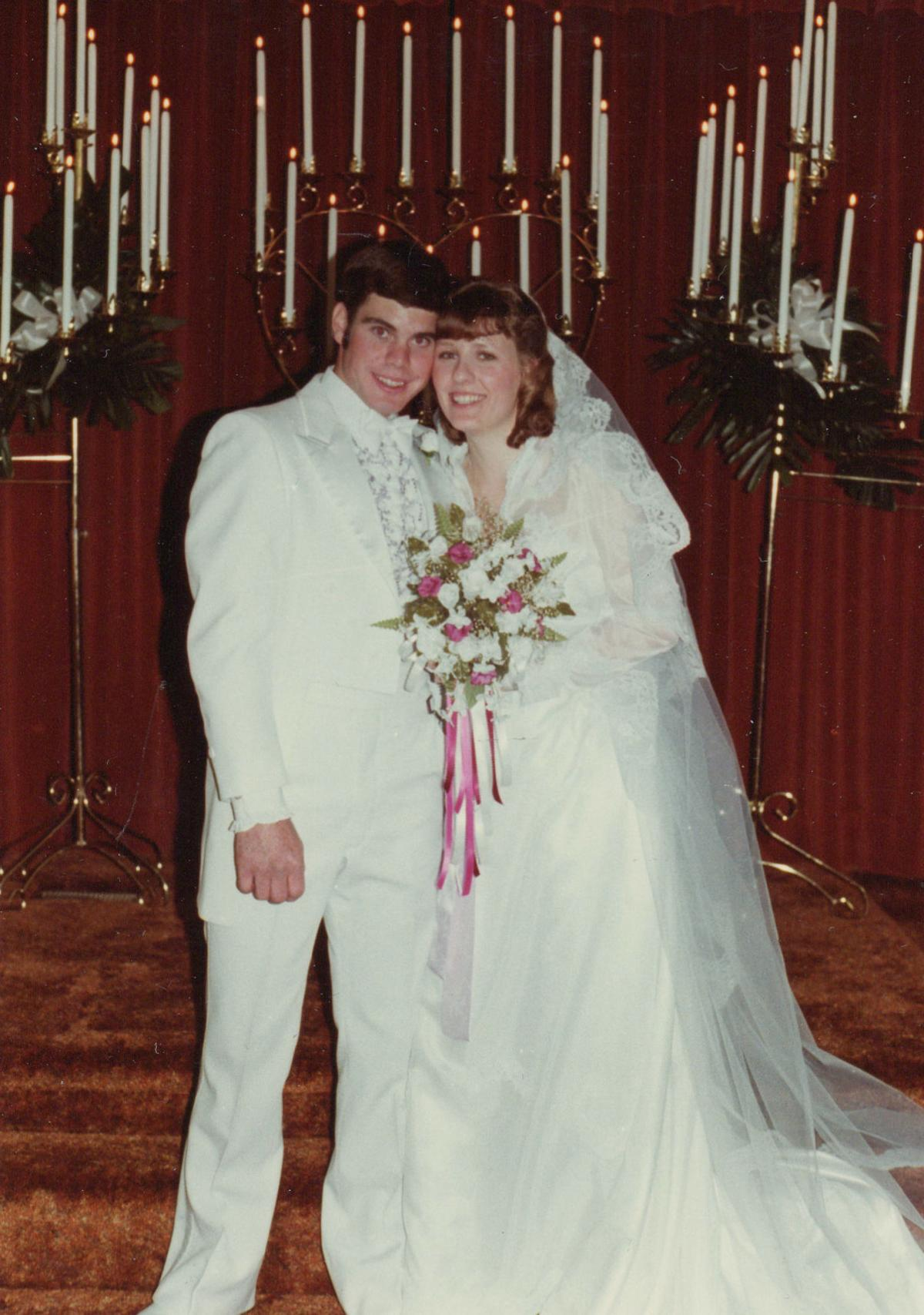 Nelsons celebrate 40 years of marriage
