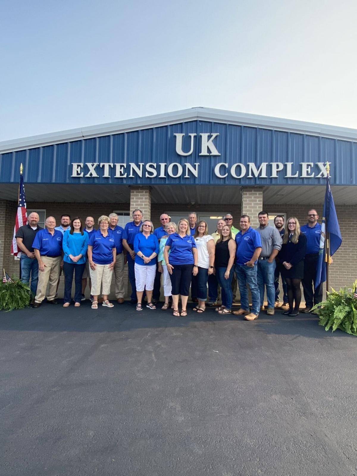 Logan County Farm Bureau Federation Holds 'Drive by Event'
