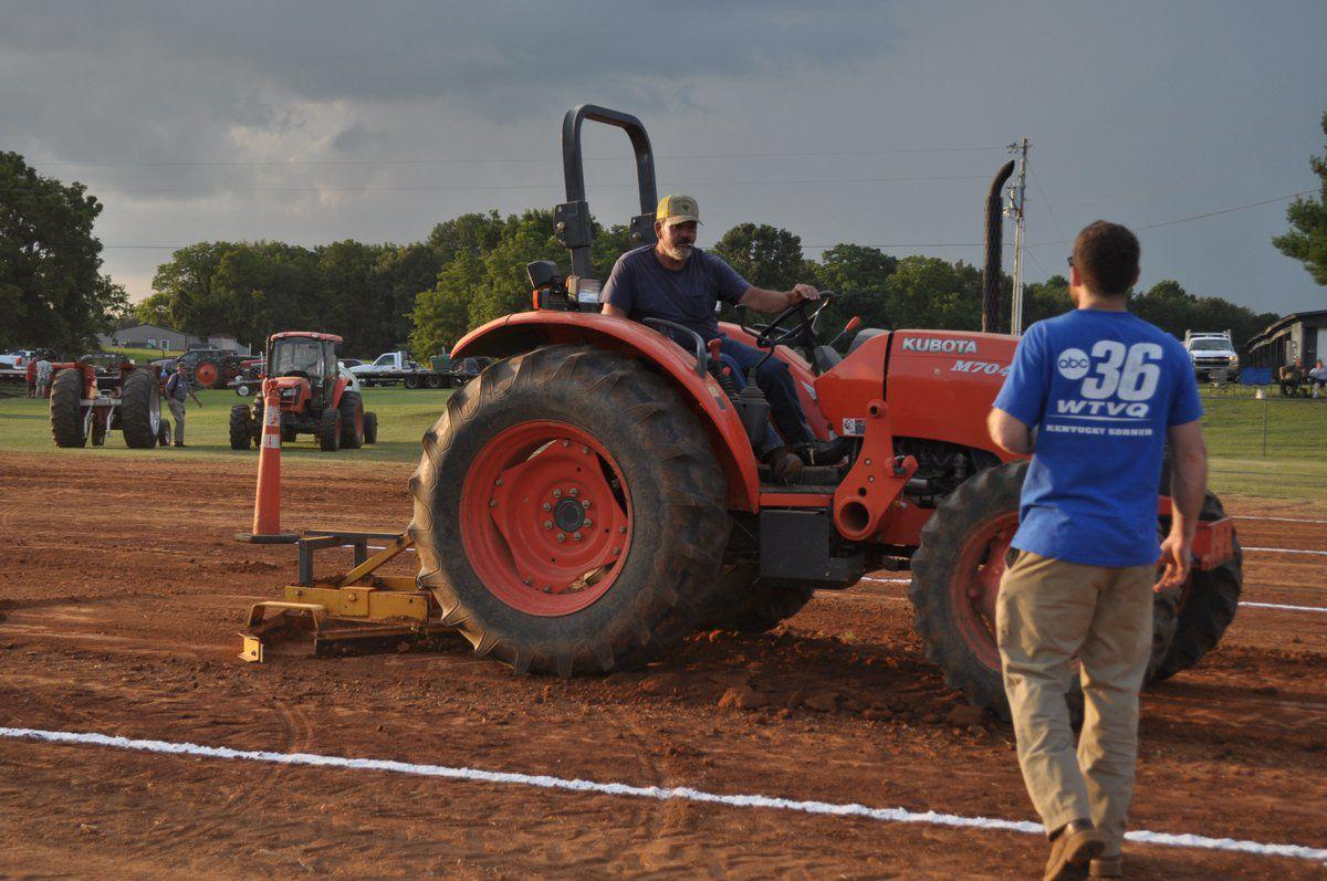 FFA hosts one of largest tractor pulls in area