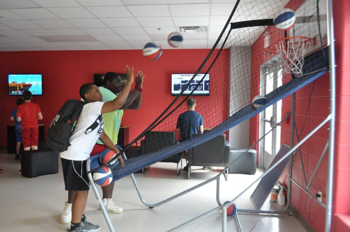 Teen center opens at Boys and Girls Club of Franklin-Simpson