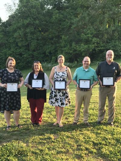 Lions Club honors outstanding teachers