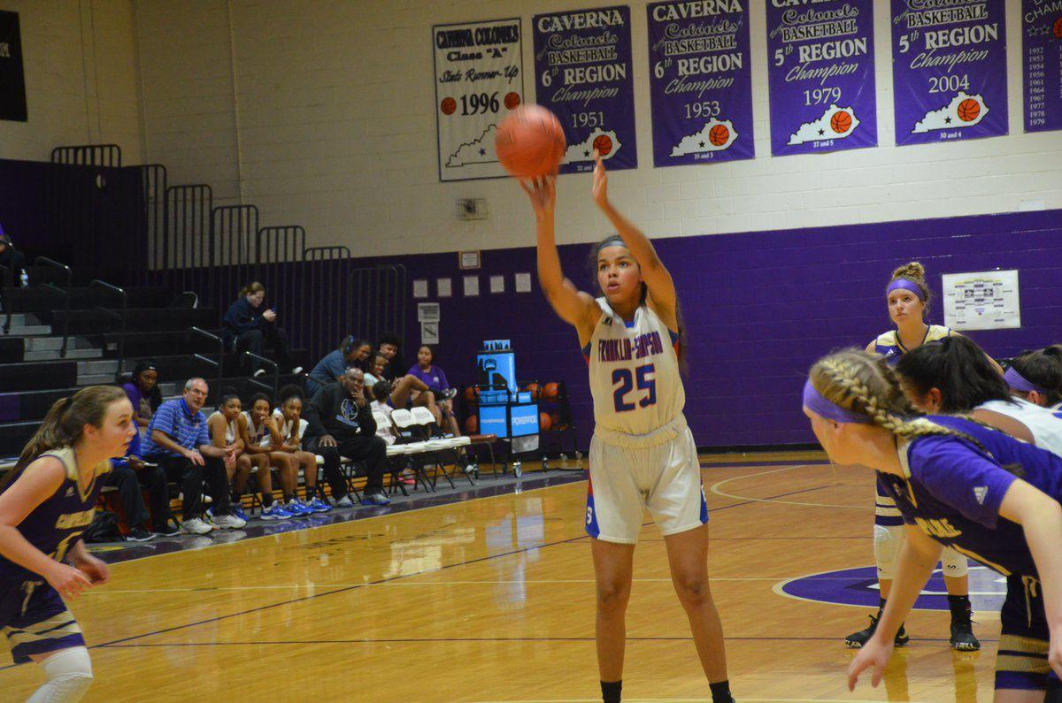 Lady Cats take 4th place at Caverna's holiday tournament