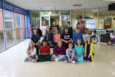 LES April Leaders of the Month