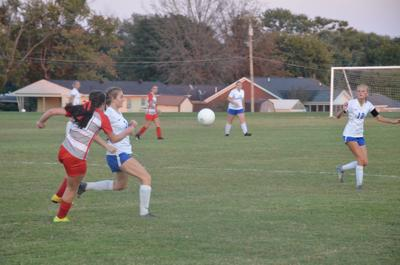 Lady Cats Soccer Photo
