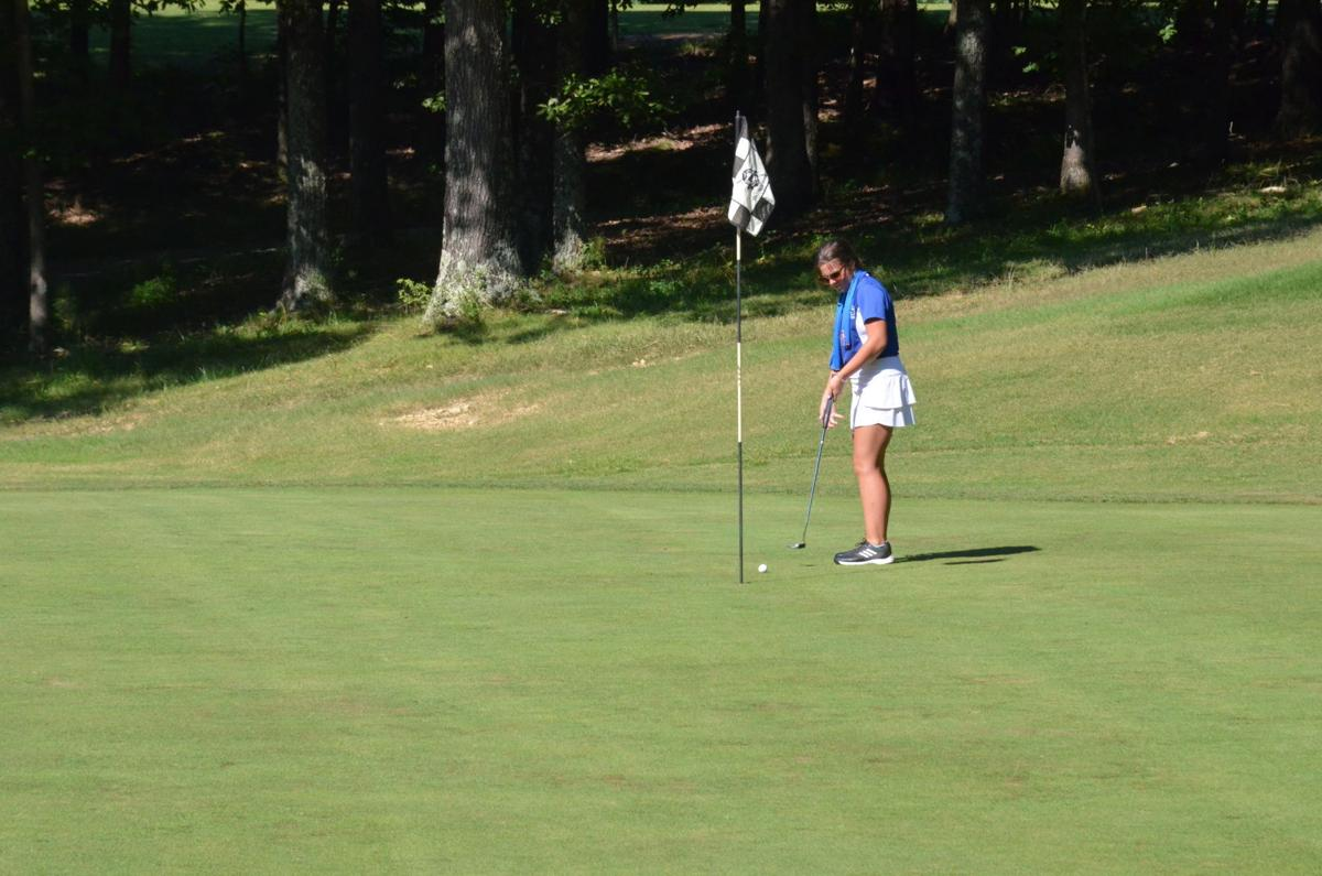 Lady Cats Golf 2