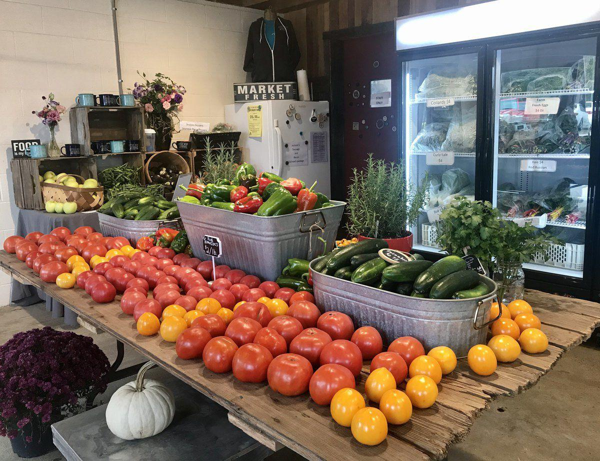 Franklin celebrates farm store opening with ribbon-cutting