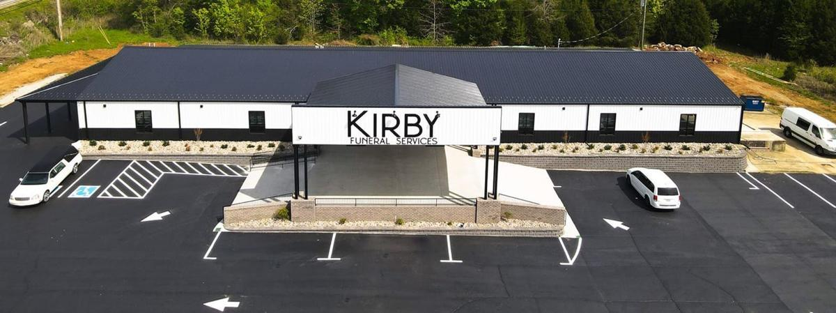 Kirby Funeral Services Ready for Business