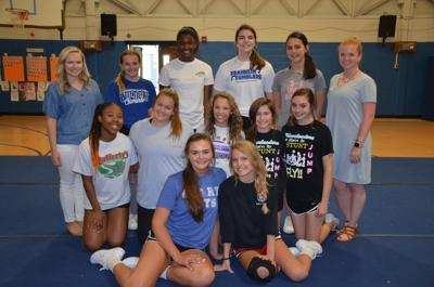 Wildcats' 2019 cheer team selections made