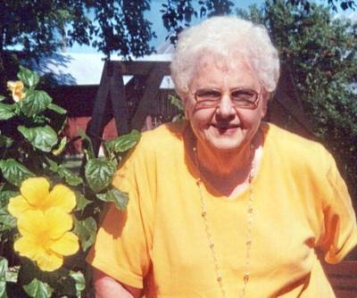 Nettie Pinson Kummer Photo