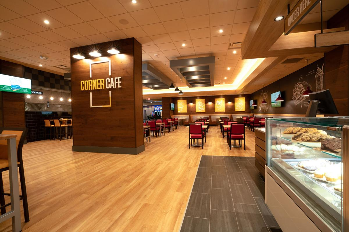 Corner Cafe opens at The Mint Gaming Hall at Kentucky Downs