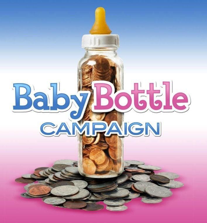 Baby Bottle Campaign kicks off, saving lives