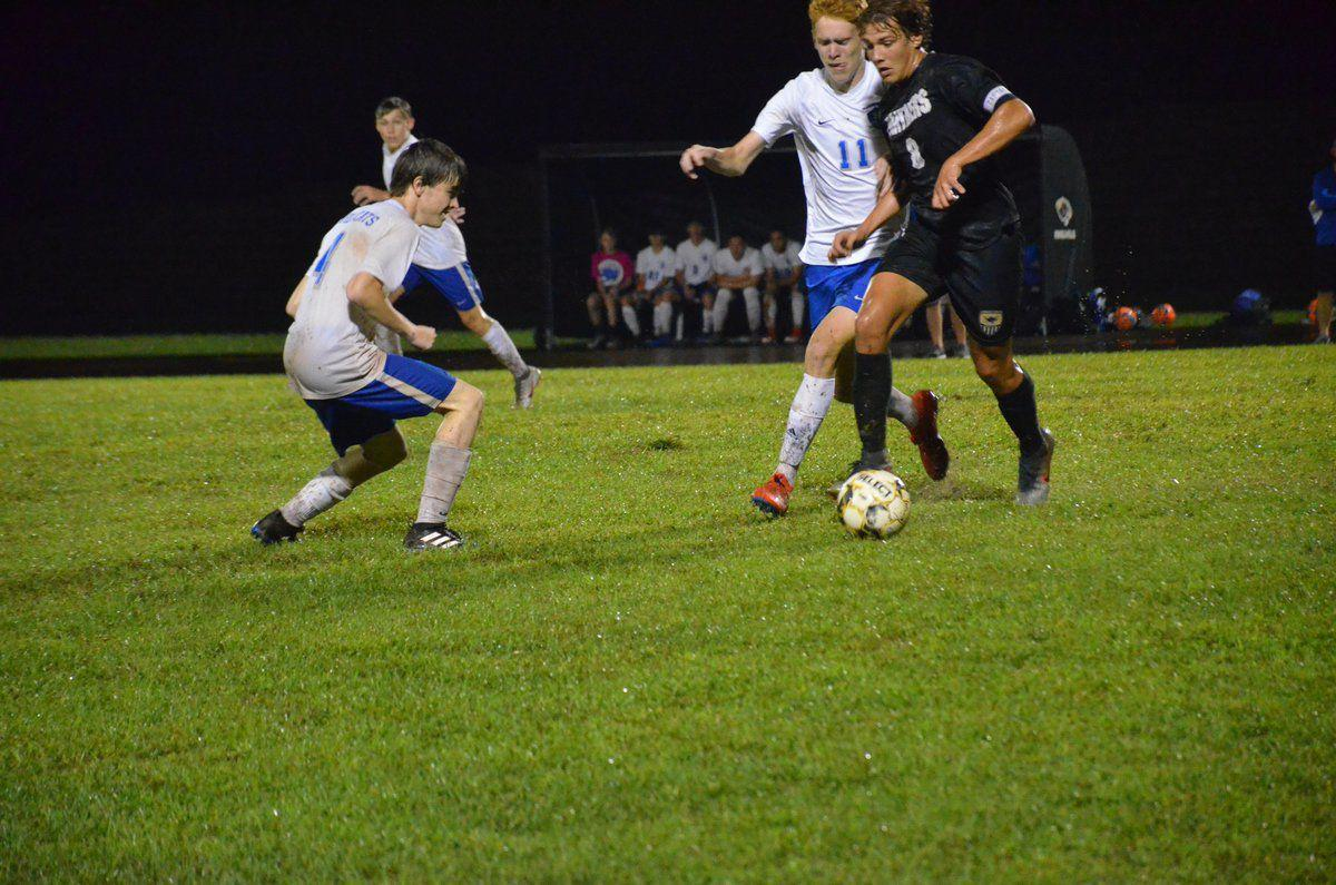 Lady Cats and Wildcats sweep soccer district doubleheader at Russellville