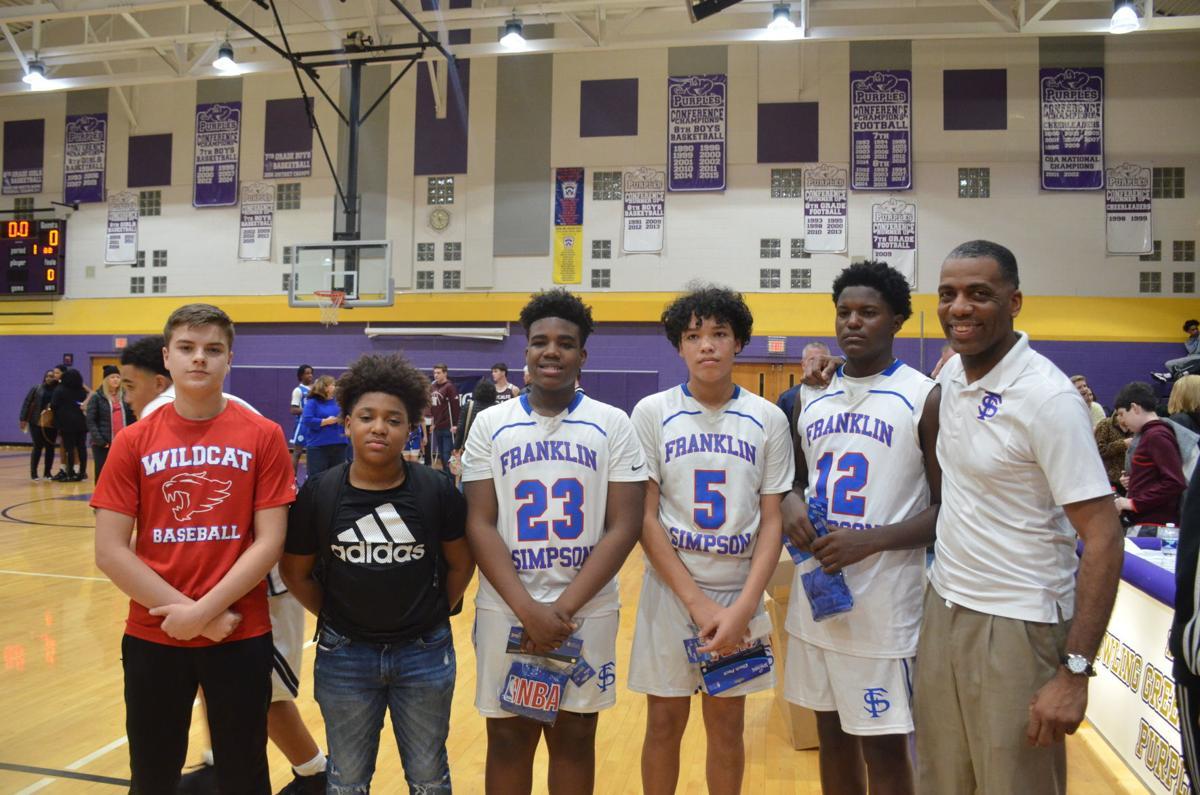 MS Boys All Star Basketball Photo