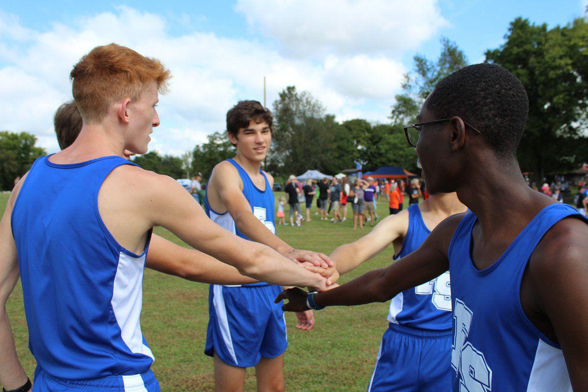 Cross Country team sets personal records