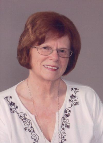 Judith Glenn Smith 'Judy' Harned