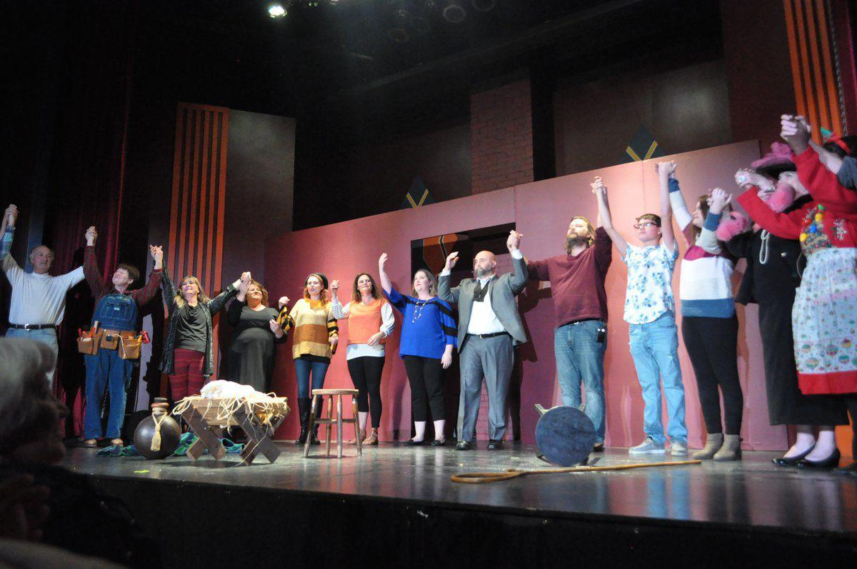 'The Pageant at Barrington Hills' sells out opening night