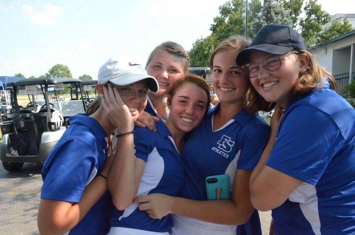 Lady Cats finish 5th in Region 3 Golf Tournament