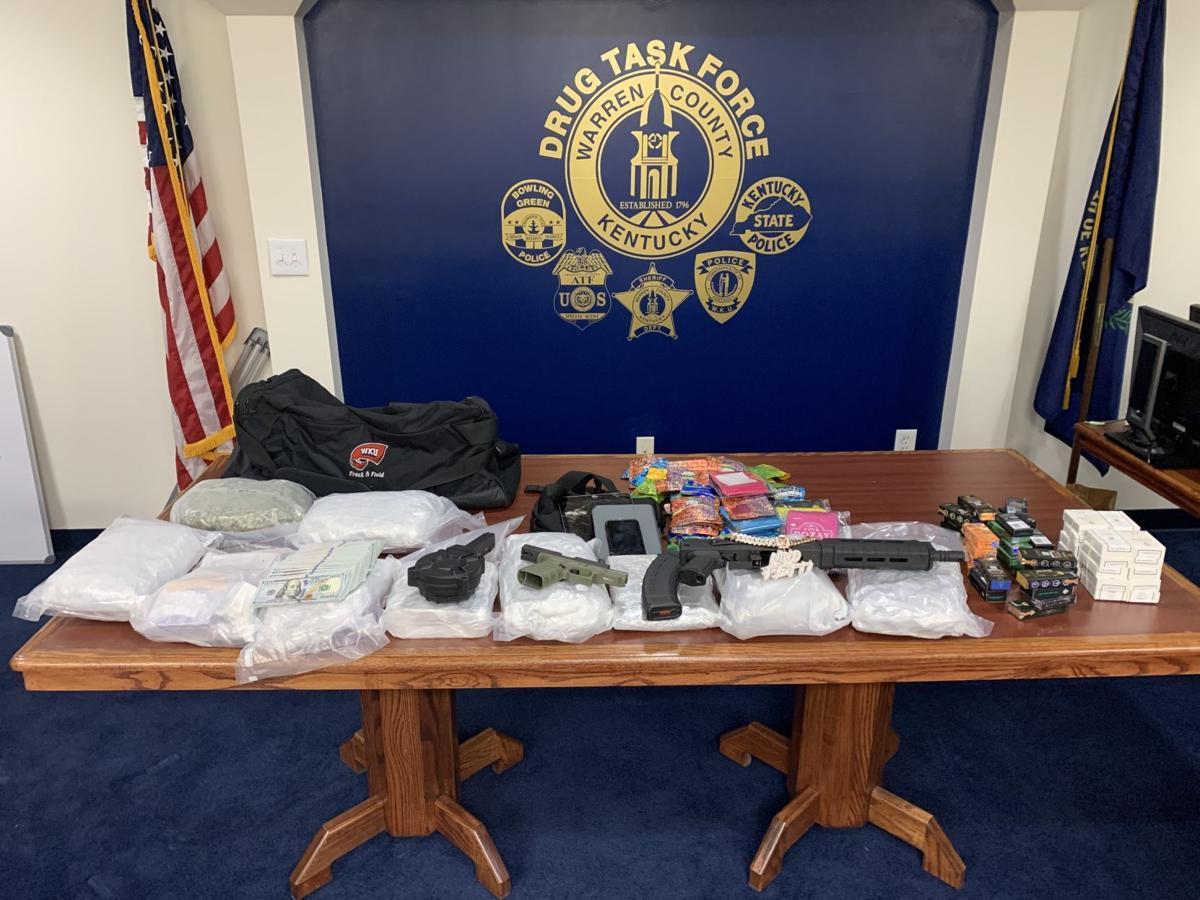 Joint investigation nabs marijuana trafficker