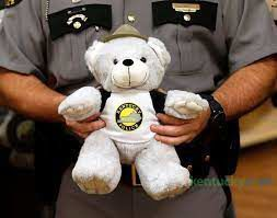 Kentucky State Police Selling Trooper Bears for Easter