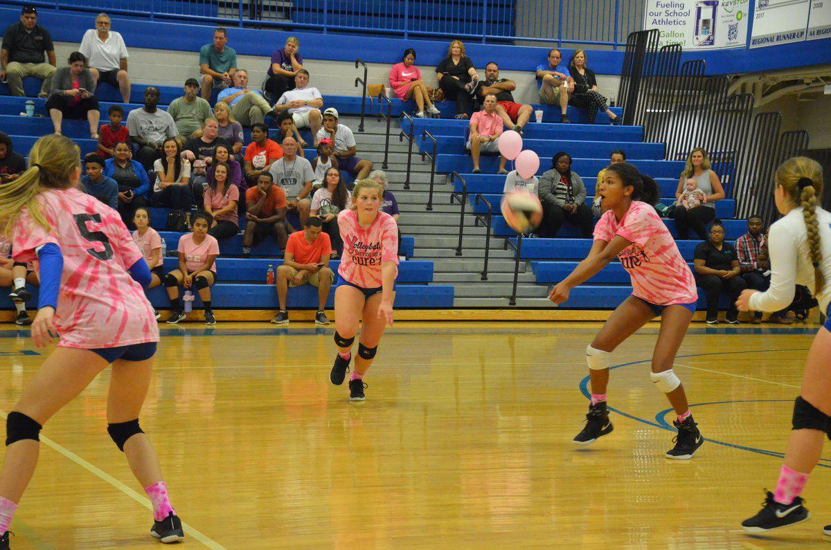 Lady Cats split pair of home matches