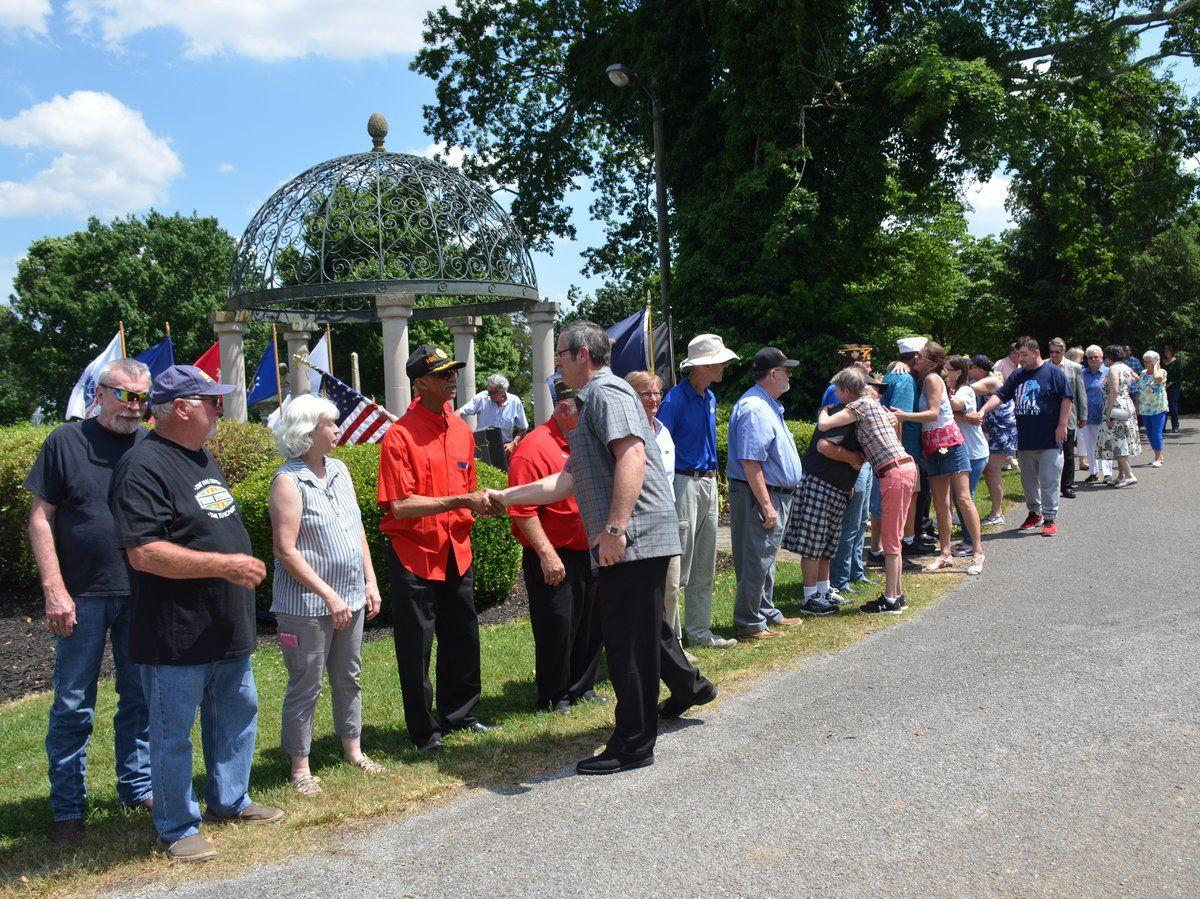 110th annual Memorial Day Service held Sunday