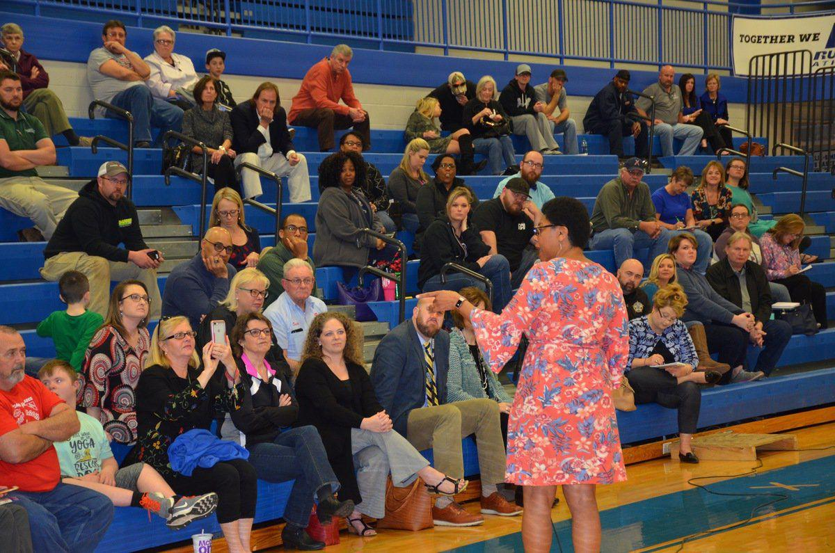 Simpson County schools kickstart safety talks with public forum
