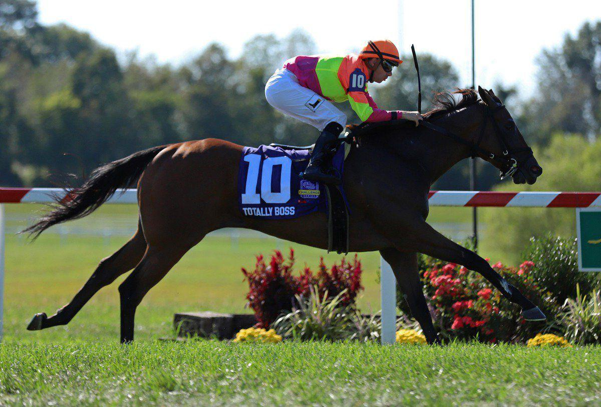 Kentucky Downs weekend sets records