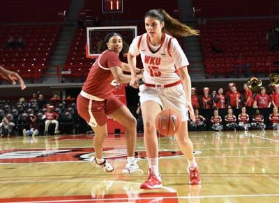 WKU Lady Toppers defeat Oklahoma, 74-63