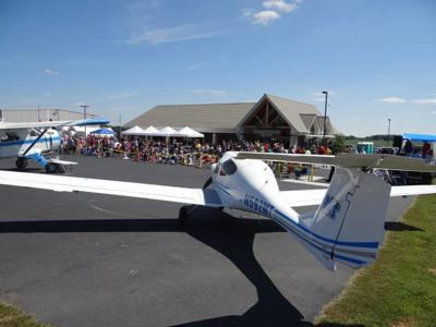 A day of fun at the Russellville-Logan County Airport