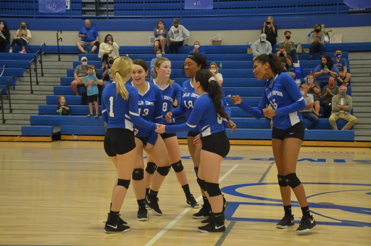 Volleyball Senior Night 2