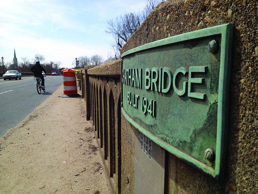 Keep an eye on two key, yet deteriorating Fredericksburg-area bridges over the Rappahannock River