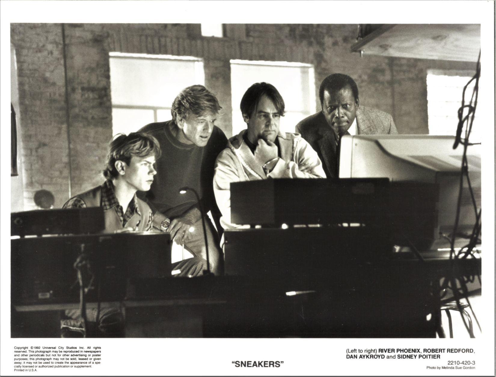 Packard Campus stars in 1992 film