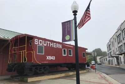 All aboard: Culpeper caboose on track for upgrade | Lifestyles