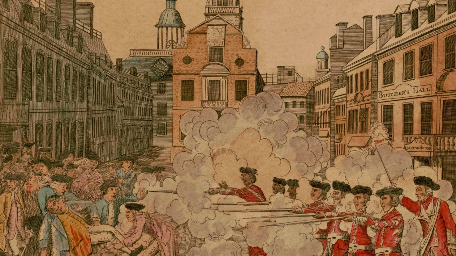 Groups Plan Boston Massacre Commemoration At Culpeper Courthouse Lifestyles Fredericksburg Com