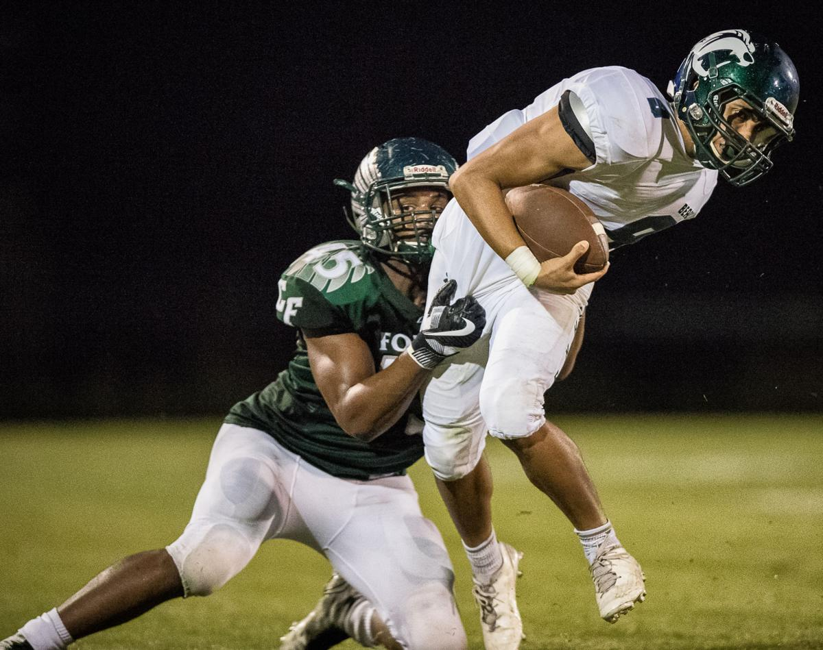High school football: Colonial Forge writes different