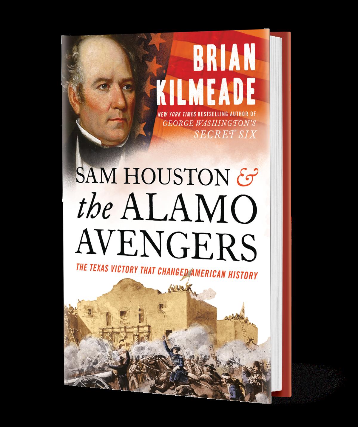 Sam Houston & the Alamo Avengers (3D version)