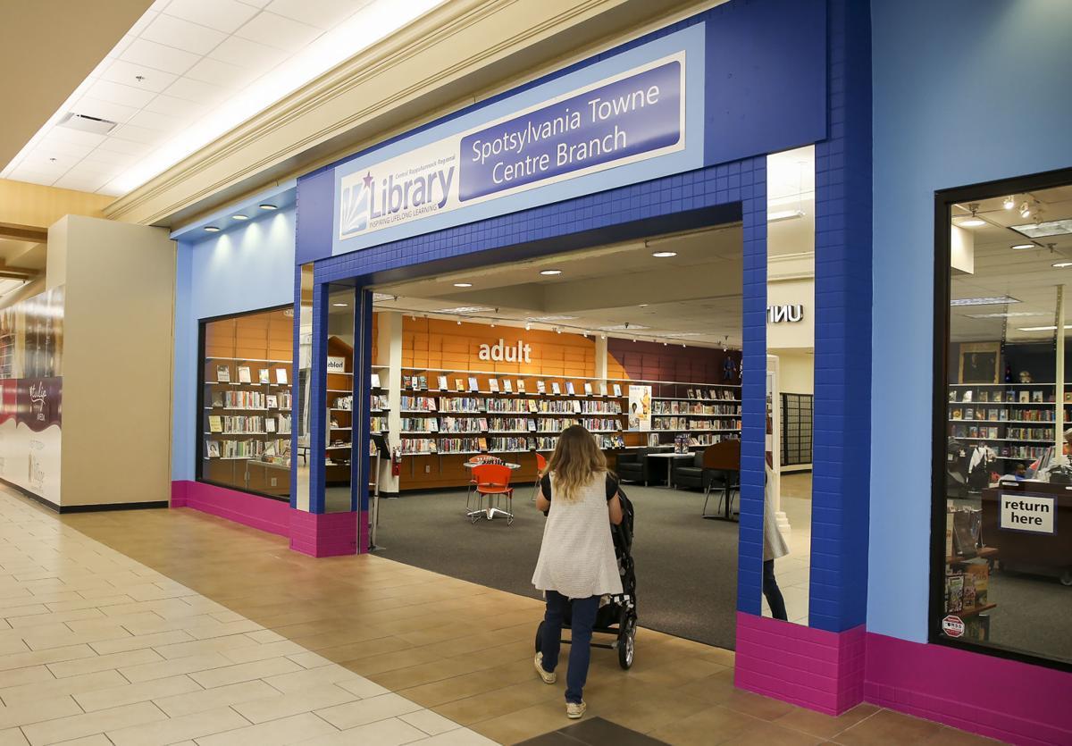 Central Regional Rappahannock Library