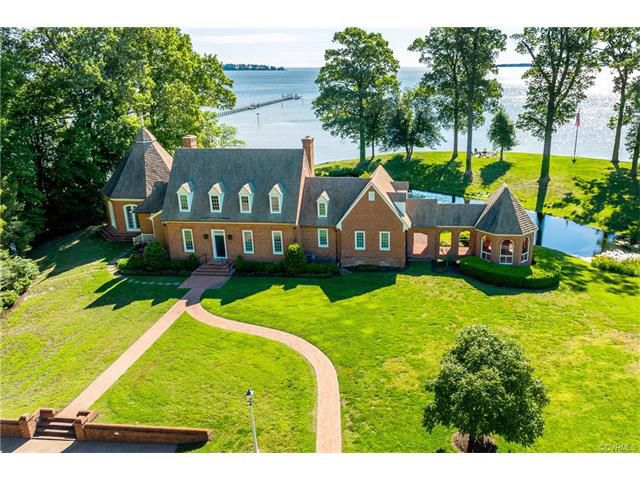 18 waterfront homes, parcels for sale in Virginia