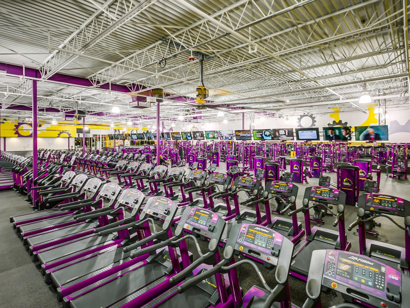 Planet Fitness To Occupy Old Belk Building In Culpeper Business News Fredericksburg Com
