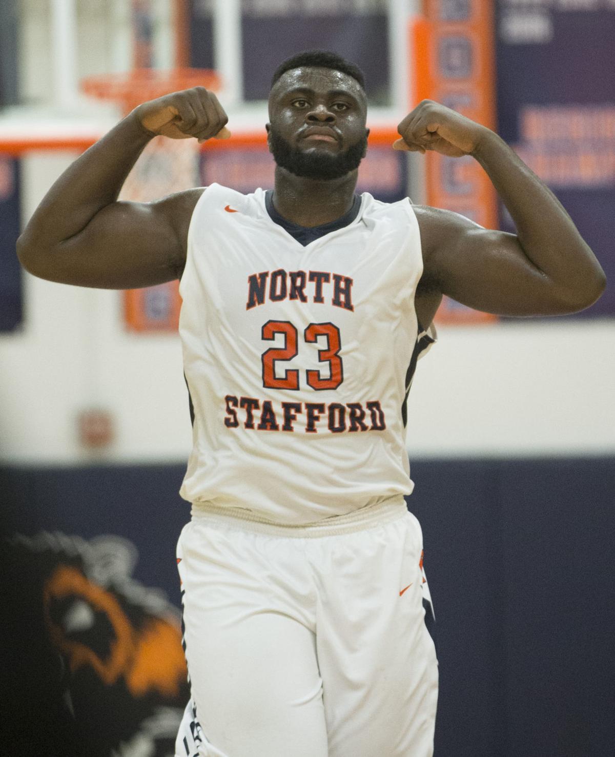 North Stafford vs Brooke Point basketball