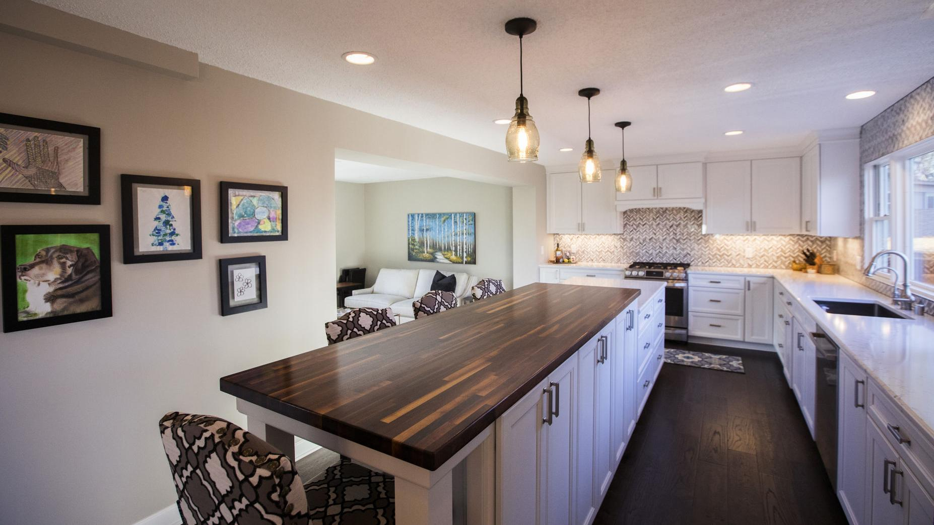 Lose A Wall In Your Home Gain A Dream Kitchen House And Home Fredericksburg Com
