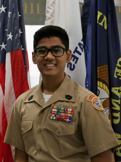 Editorial: A young Marine