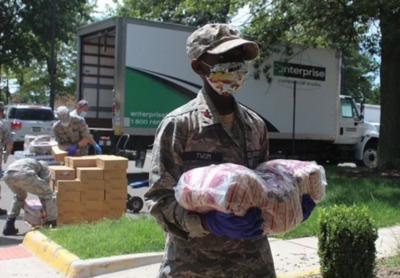 CAP COVID-19 relief effort