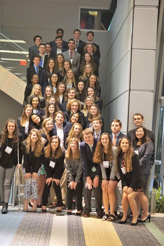 Shining Stars-Clements High School DECA | Texas DECA State ... |High School Deca