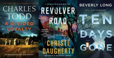 March Mysteries
