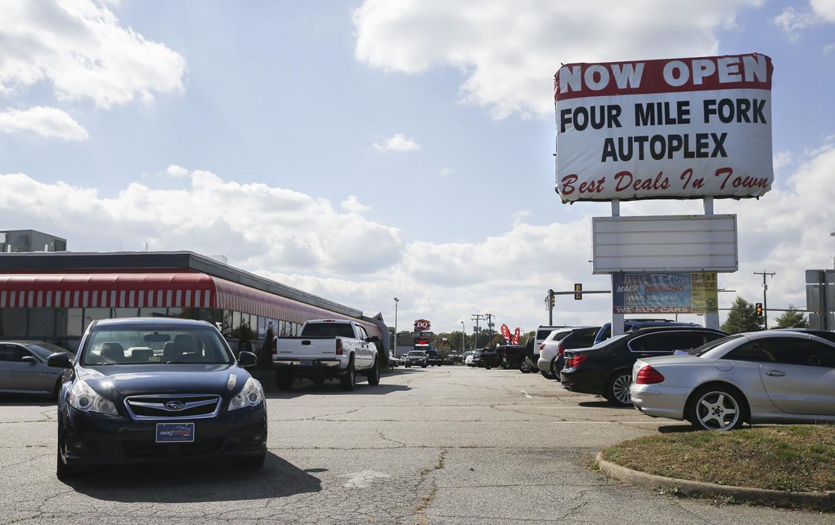 Four Mile Fork Car Dealerships